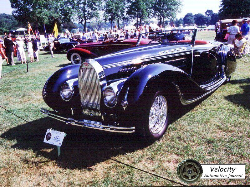 1939 Bugatti Type 57C roadster