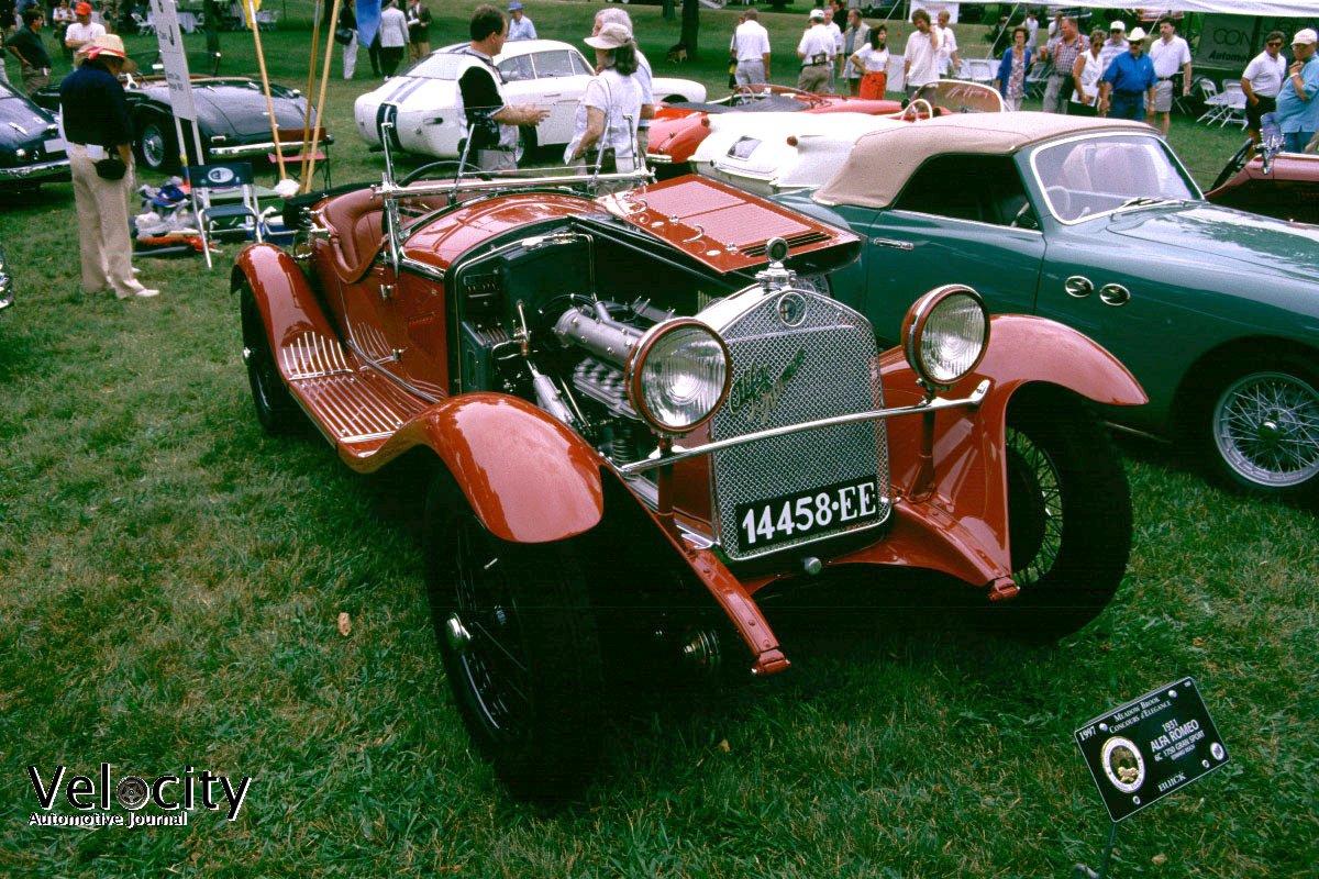 1931 Alfa Romeo 6C 1750 Gran Sport