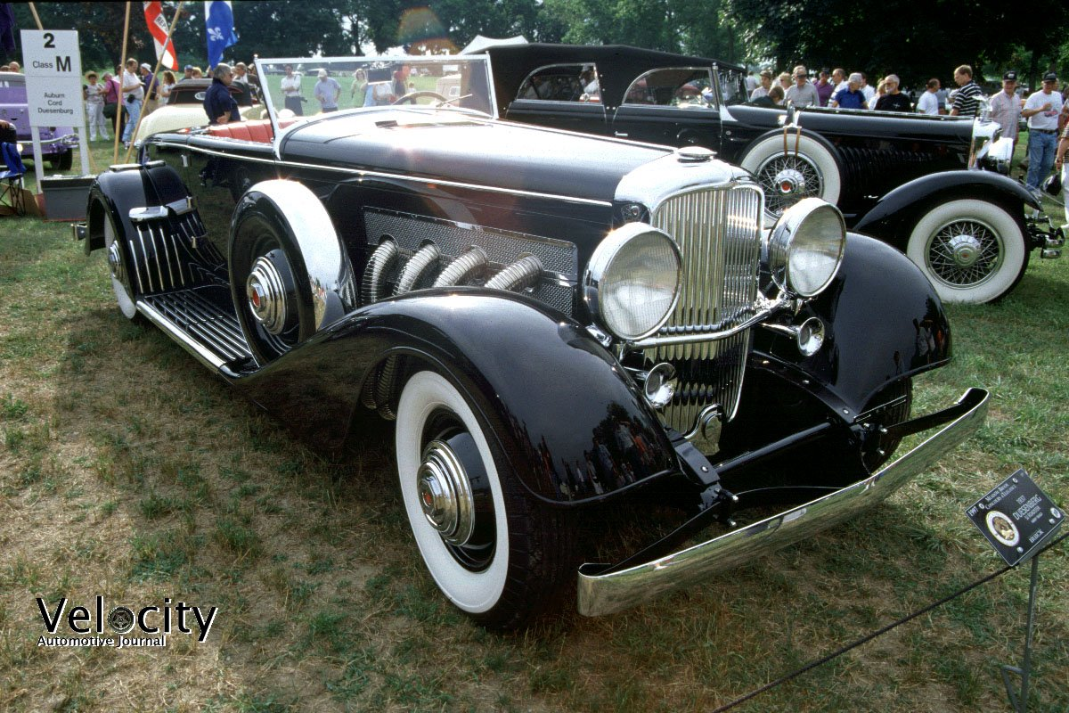 1937 Duesenberg SJ Roadster