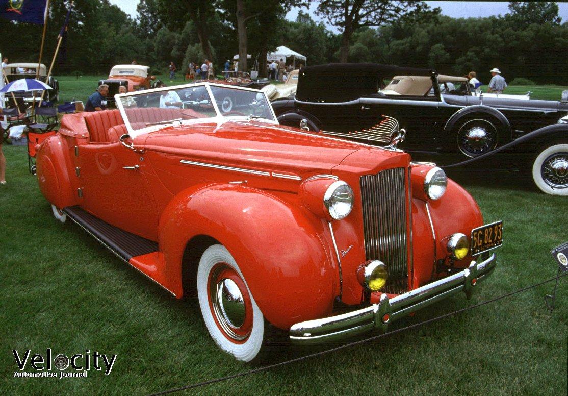 1937 Packard Darrin