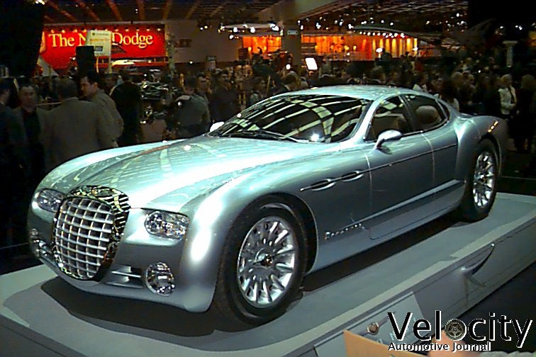 1998 Chrysler Chronos concept
