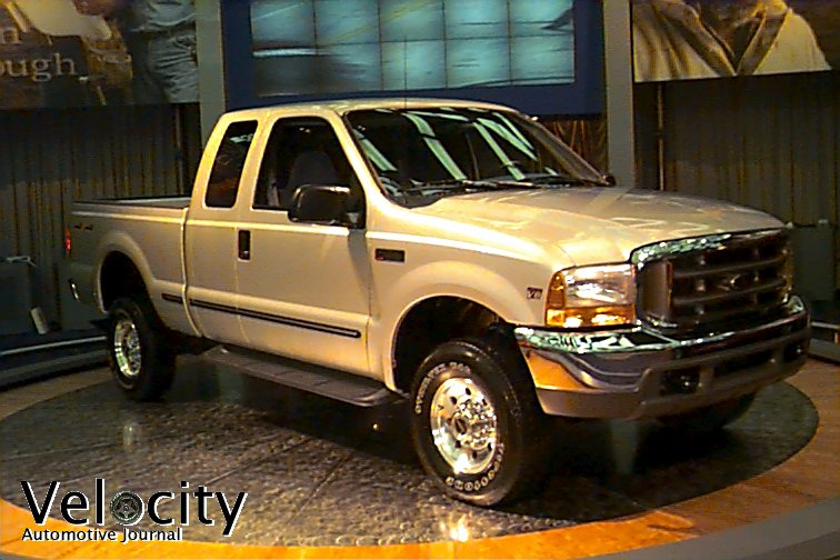1999 Ford F250 Super Duty V8