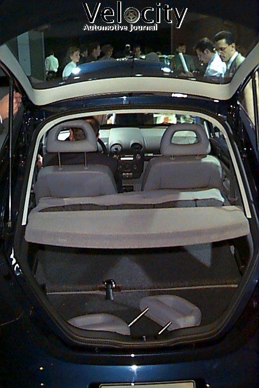 1998 Volkswagen Beetle Hatch