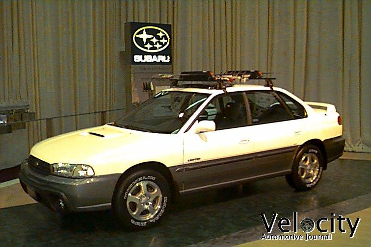 1998 Subaru Legacy Outback Limited