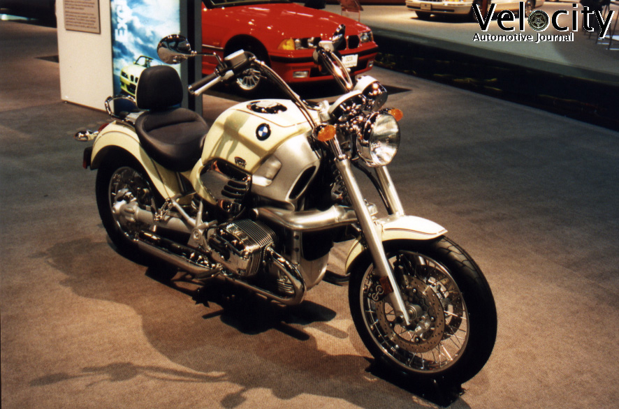 picture of 1998 bmw r 1200 cruiser motorcycle. Black Bedroom Furniture Sets. Home Design Ideas