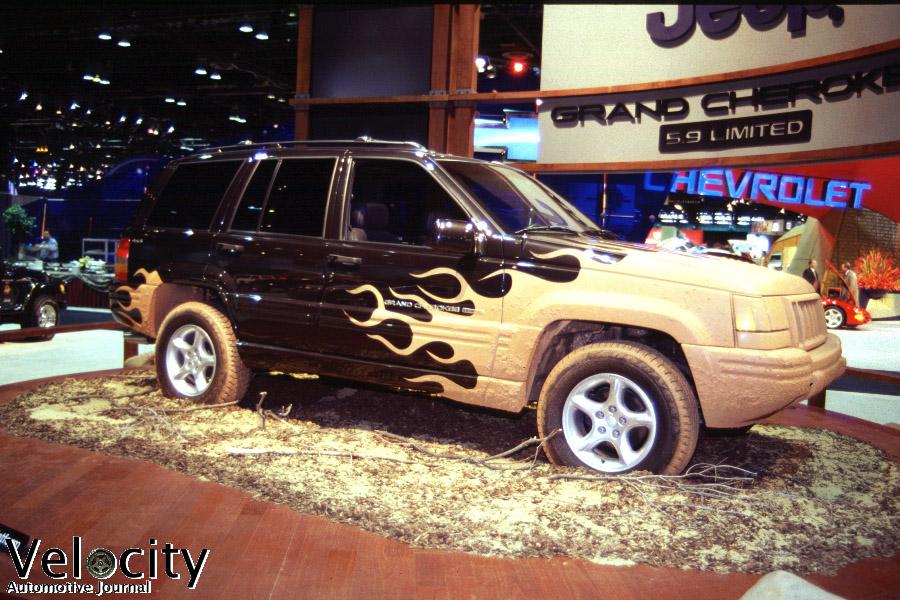 1998 jeep grand cherokee 5 9 limited pictures. Black Bedroom Furniture Sets. Home Design Ideas