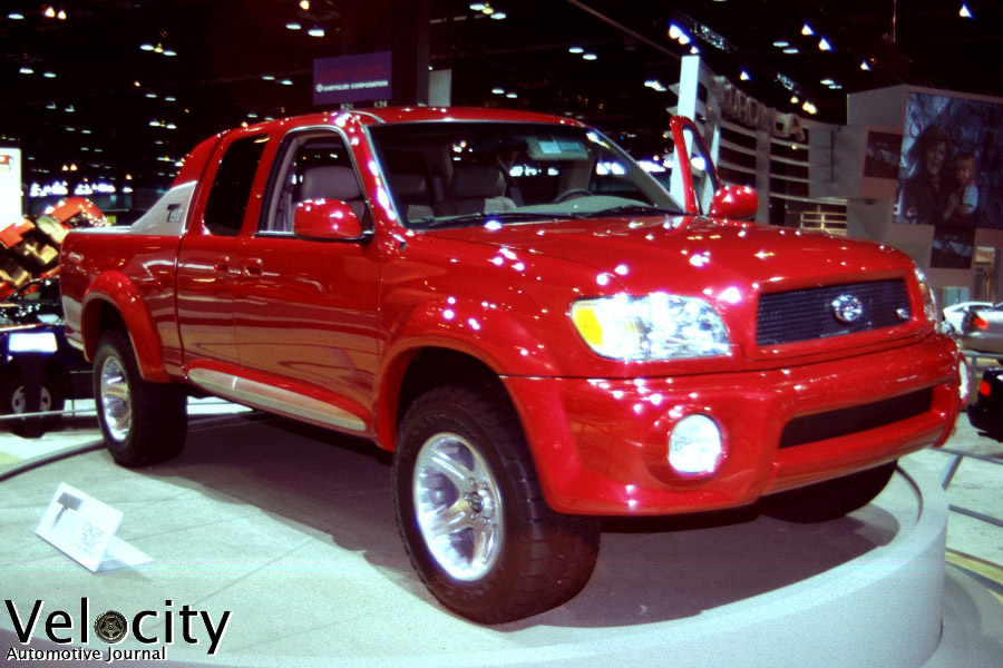 1998 Toyota T150 Concept