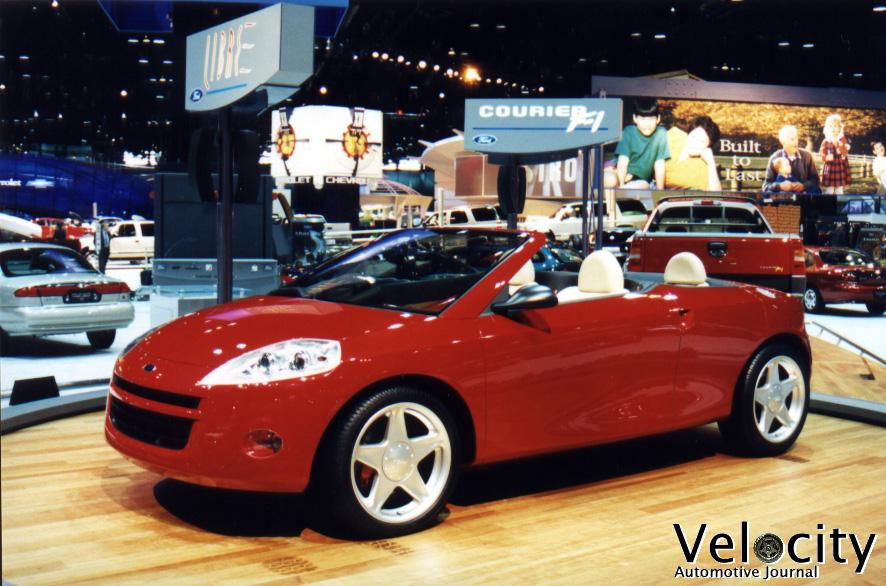 1998 Ford Libre Concept