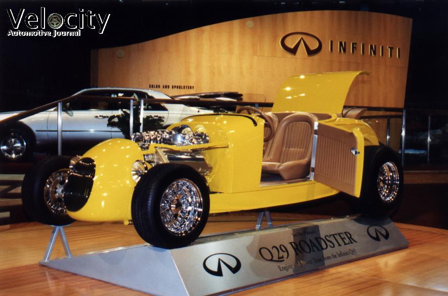 1998 Infiniti Q29 Roadster