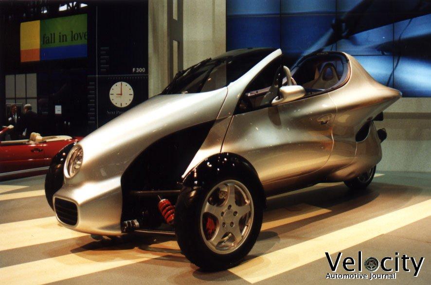 1998 Mercedes-Benz F300 Concept