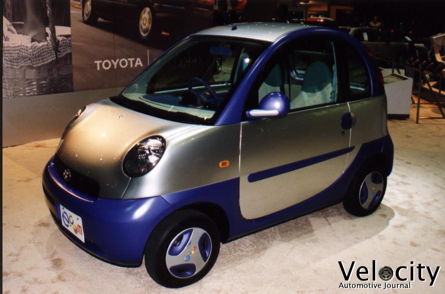 1998 Toyota E-COM concept