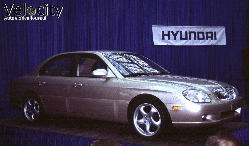 1999 Hyundai Avatar