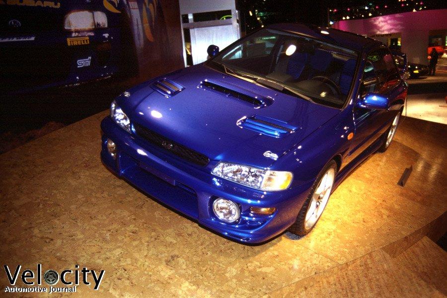 1999 Subaru 2.5RX