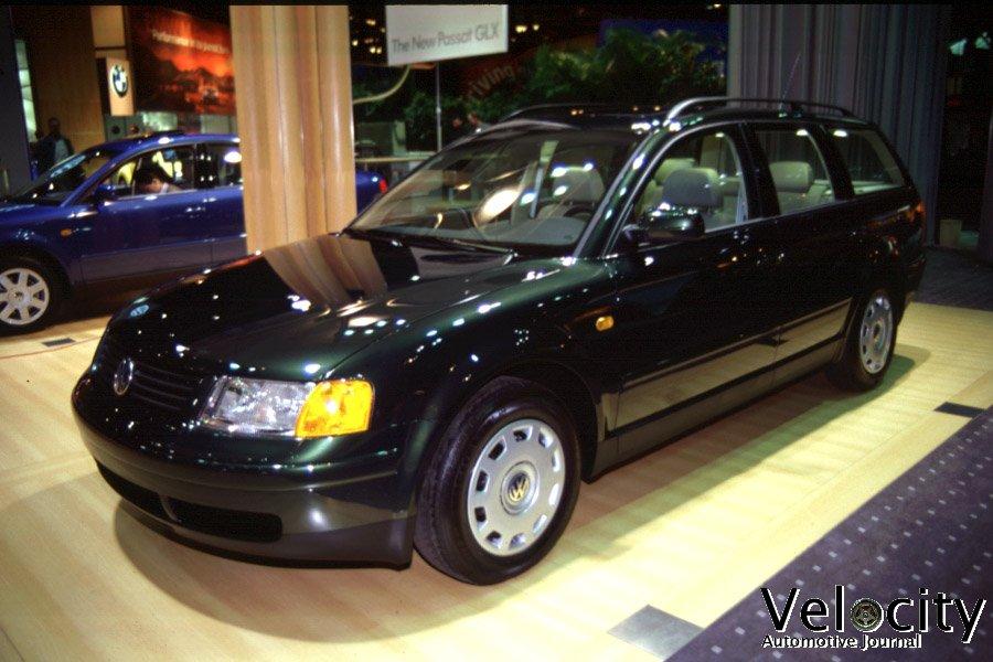 1999 VW Passat Wagon