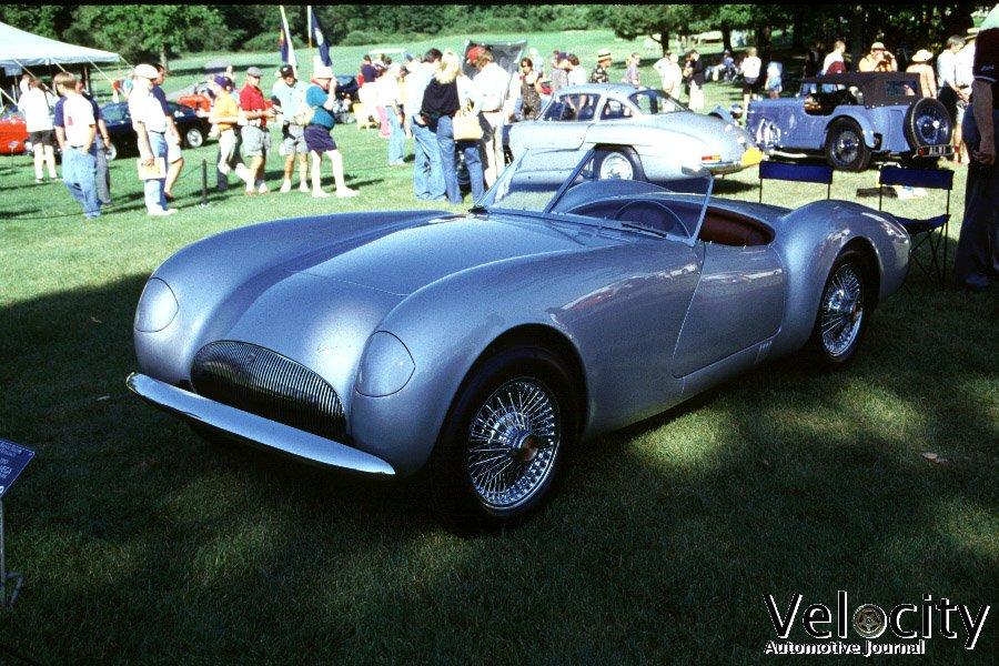 1953 Ford Vega Special Roadster