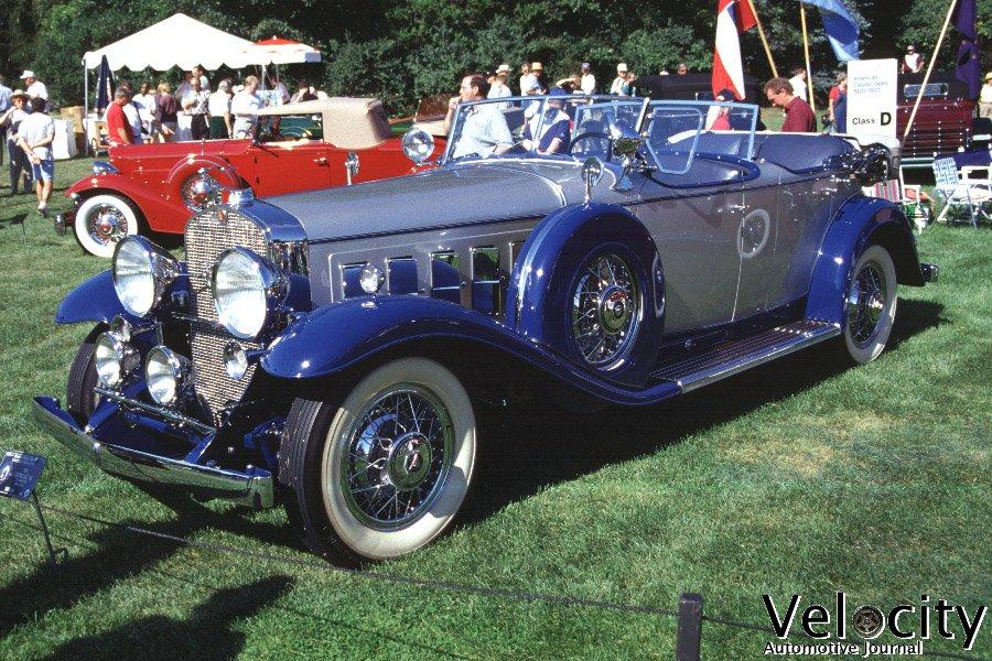 1931 Hispano-Suiza J-12 Convertible Victoria