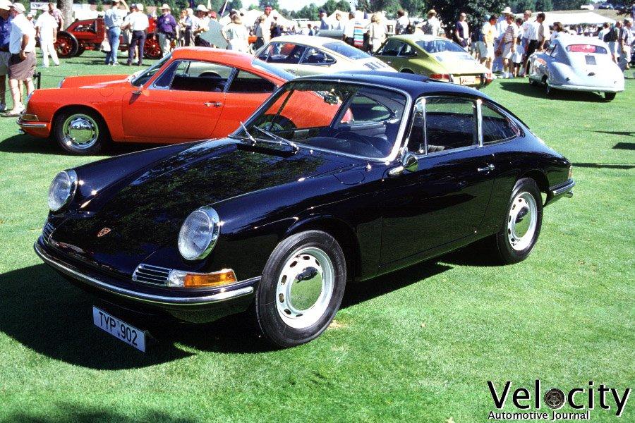 Porsche Type 902 prototype