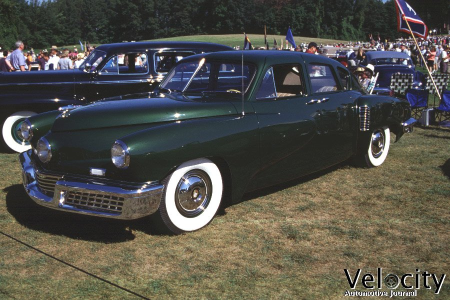 1948 Tucker Torpedo Sedan
