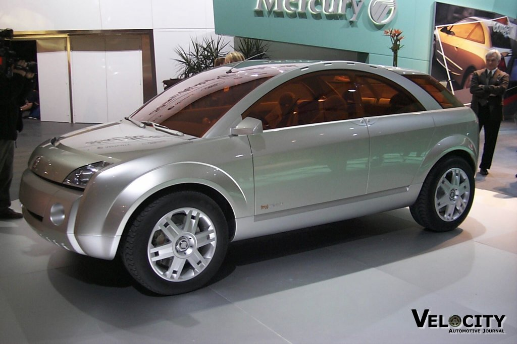 1999 Mercury My concept
