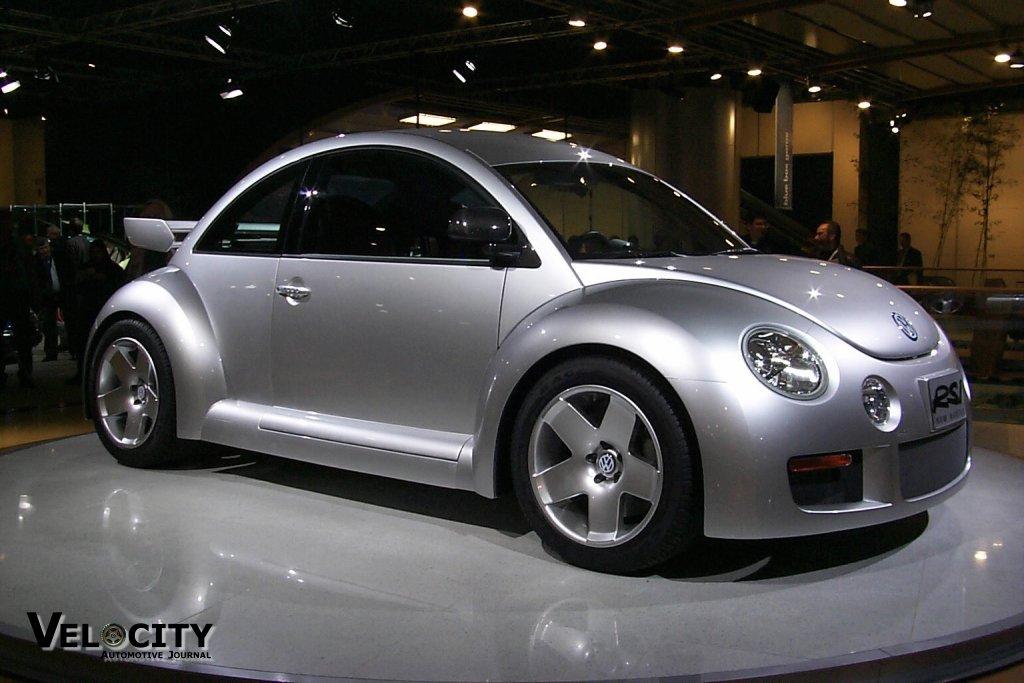 1999 Volkswagen Beetle Rsi concept