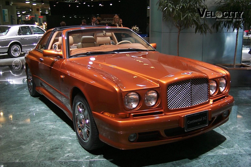 1999 Bently Continental SC