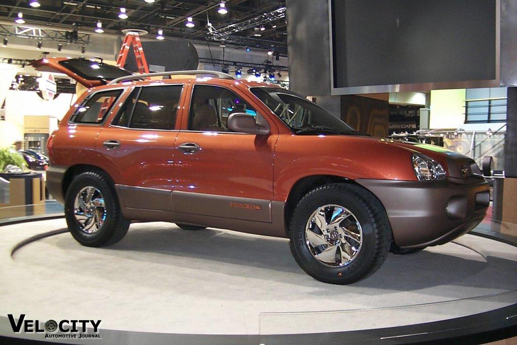 2000 Hyundai Santa Fe