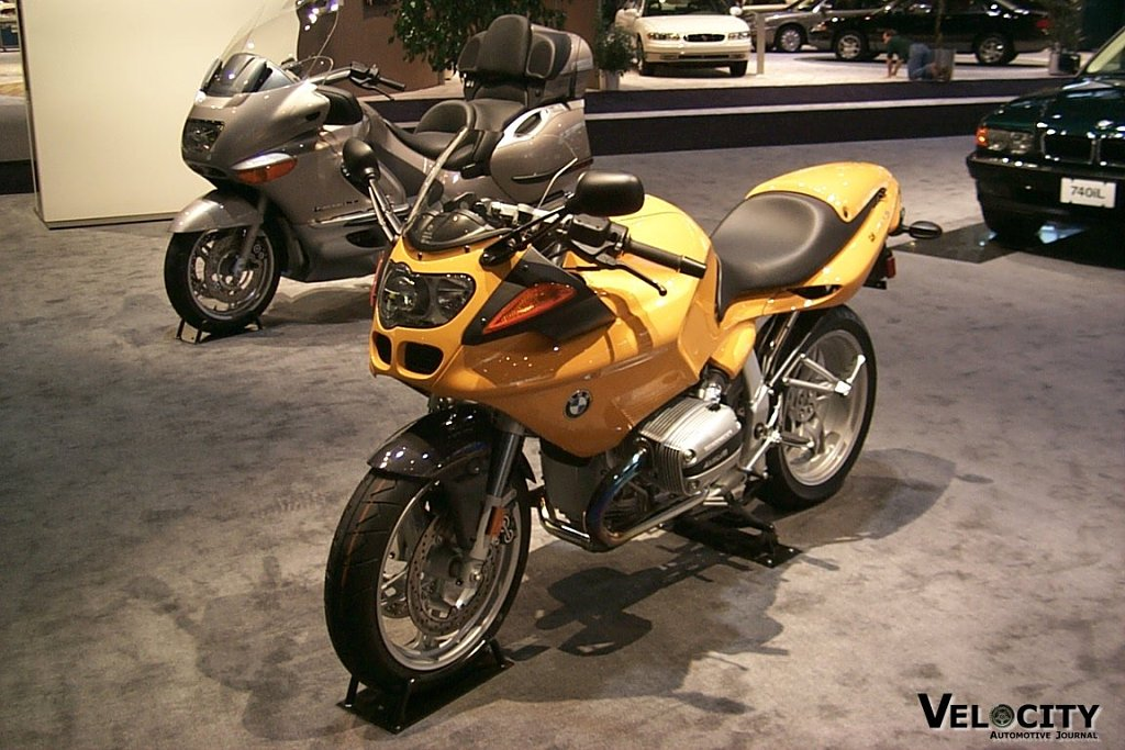 Picture Of 1999 Bmw R1100s Motorcycle