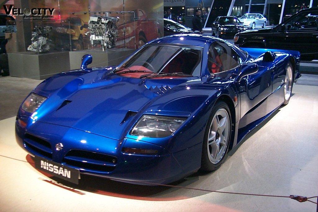 1999 Nissan R390 GTI