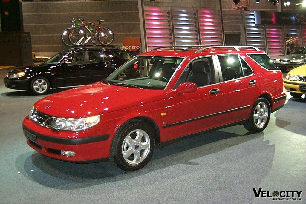 2000 saab 95 wagon