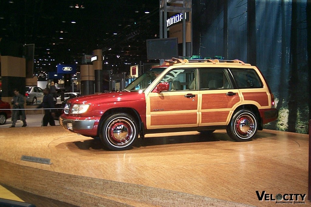 1999 Subaru Forester Woody Concept