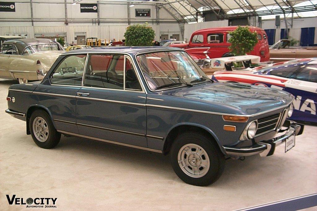 1971 BMW 2002tii