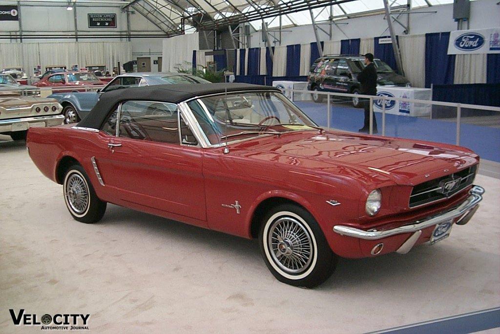 1964 Mustang Conv