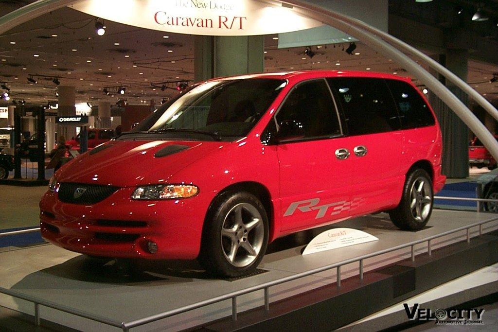1999 Dodge Caravan R/T concept