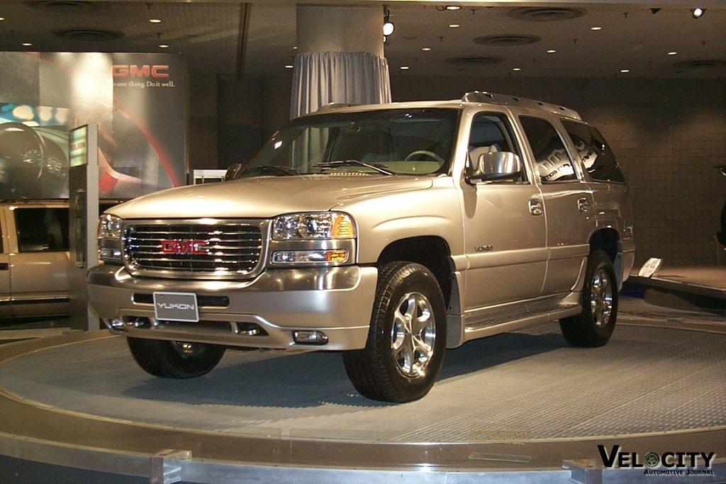 2000 GMC Yukon Show Truck