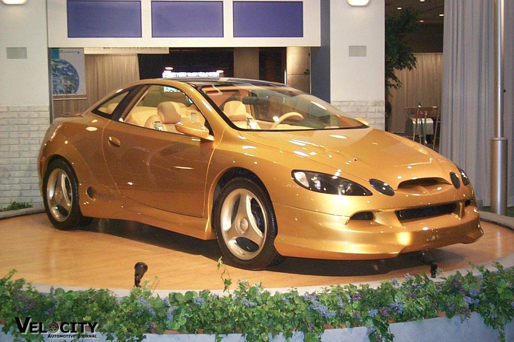 1999 Kia KMS-4 Concept