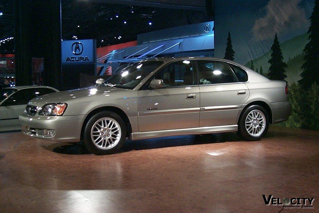 2000 Subaru Legacy 2.5 GT sedan