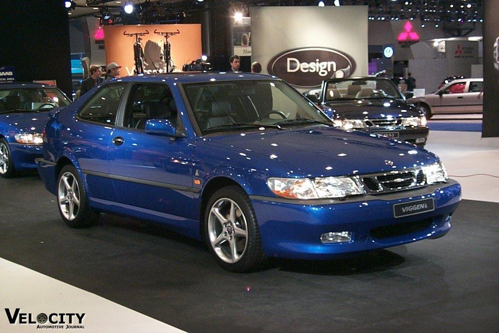2000 Saab Viggen