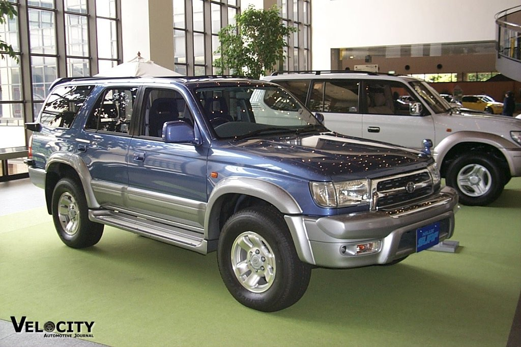 Picture Of 1999 Toyota Hilux Surf