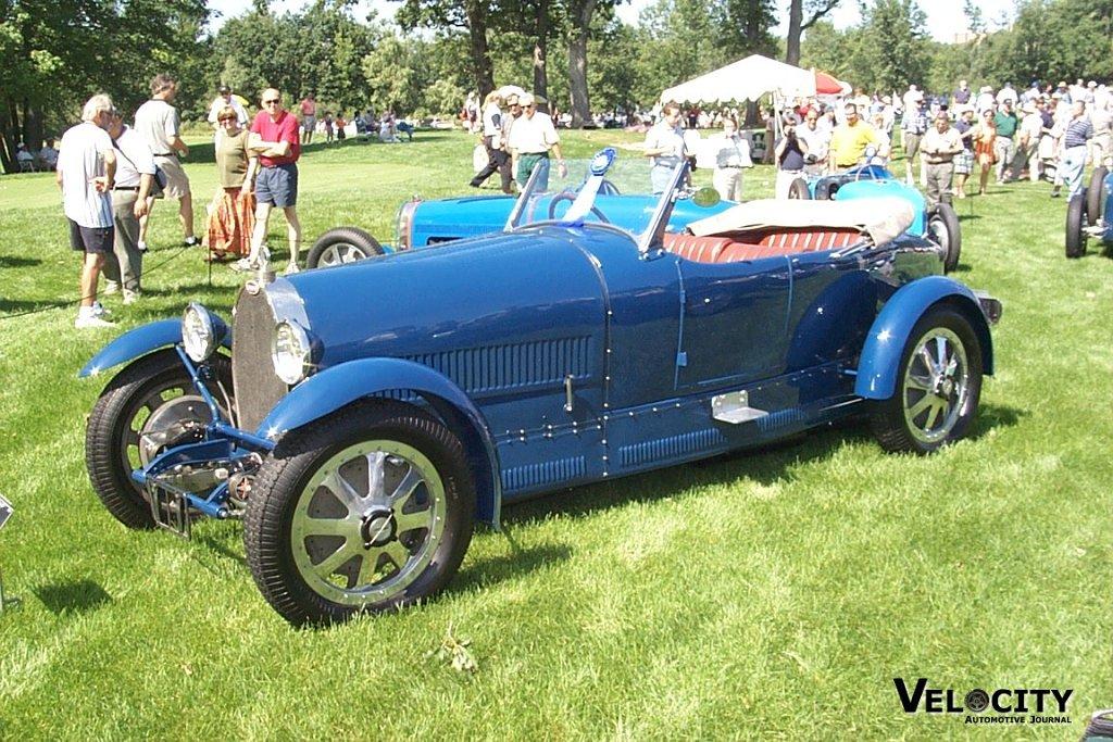 1929 Bugatti Type 43