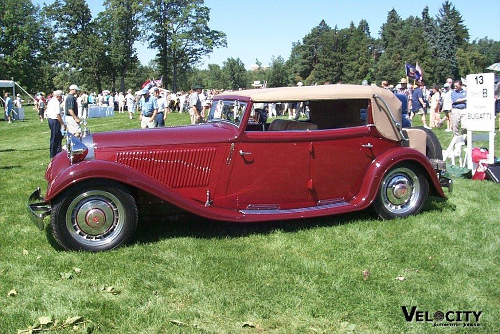 1929 Bugatti Type 46S