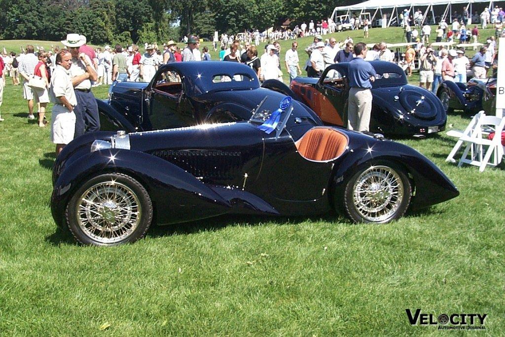1931 Bugatti Type 37A