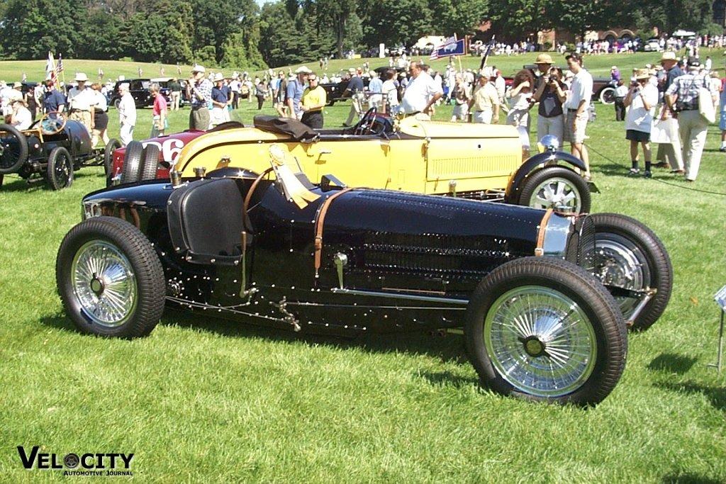 Picture Of 1934 Bugatti Type 59