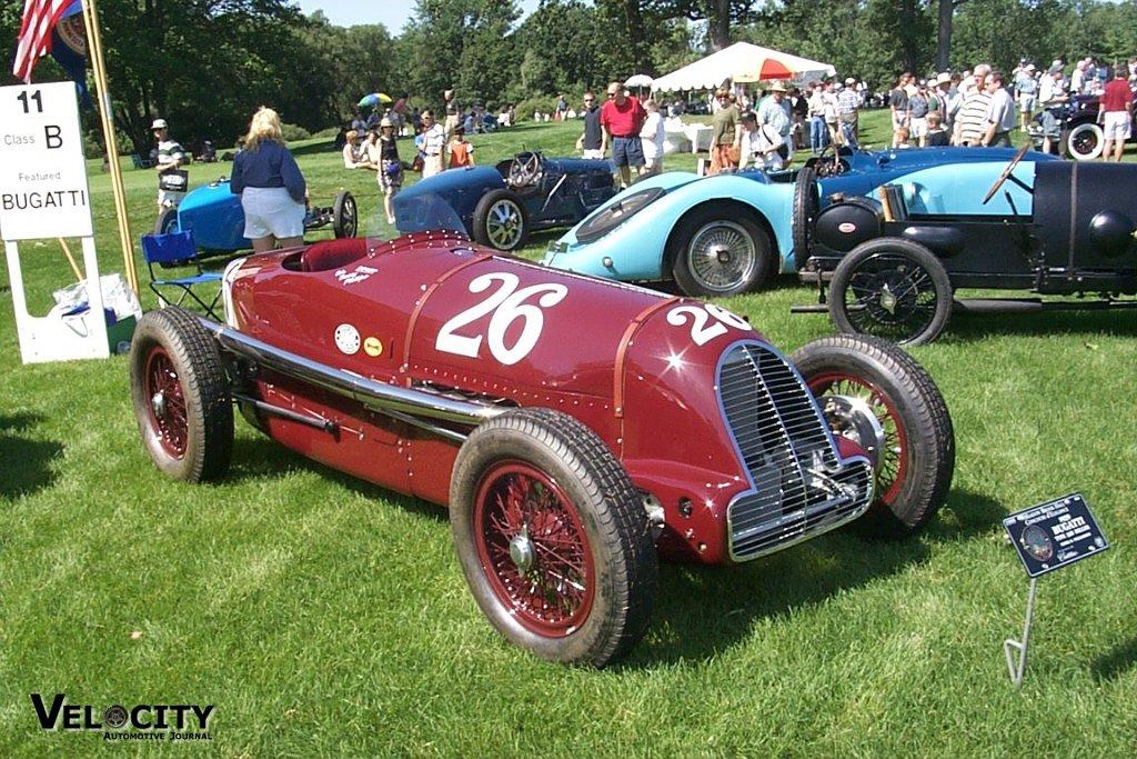 1939 Bugatti Type 35B Miller