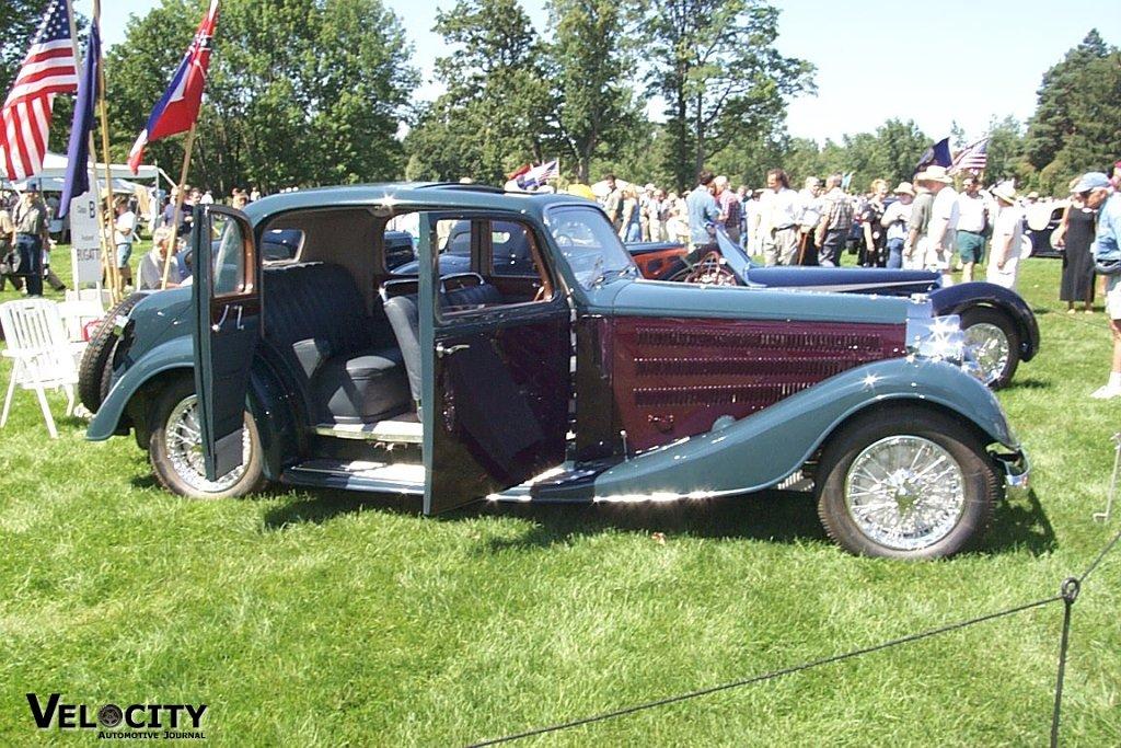 1933 Auburn V-12 Phaeton