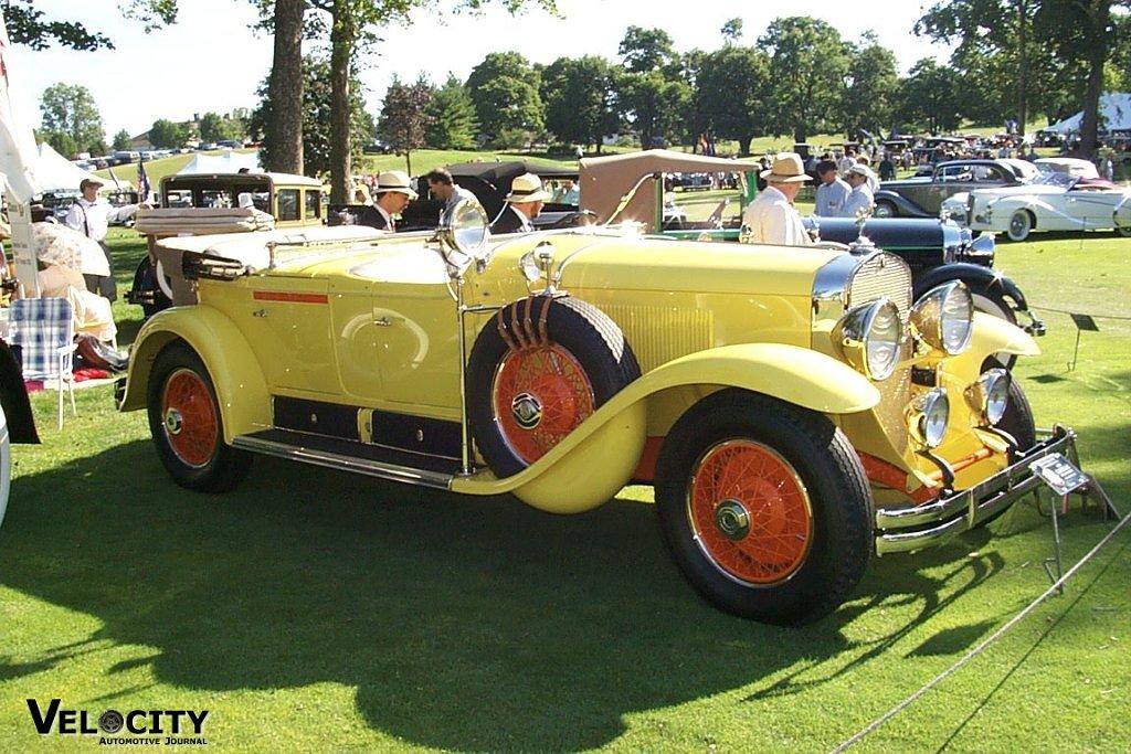 1928 CAdillac Sport Phaeton