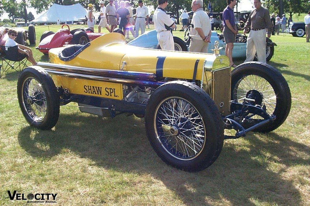 1917 Hudson Race Car
