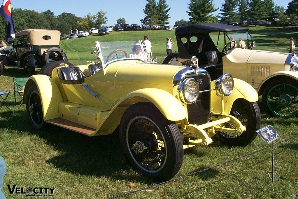 1922 Mercer Raceabout