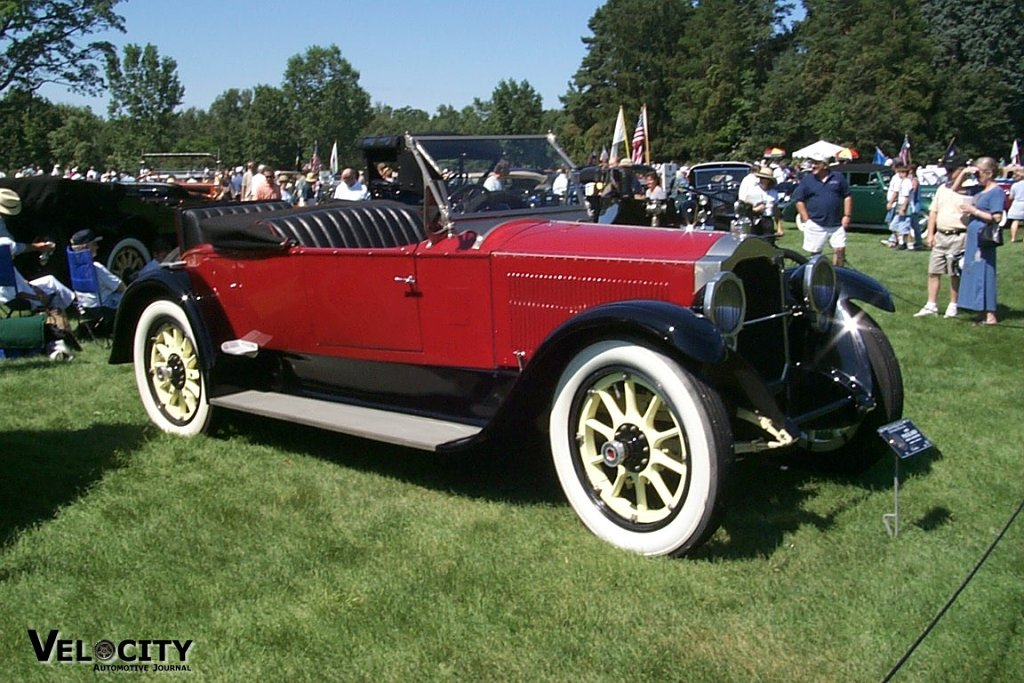 1918 Packard Rubay Roadster