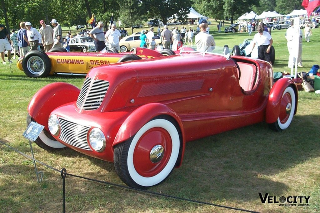 1934 Ford Model 90 Special Roadster