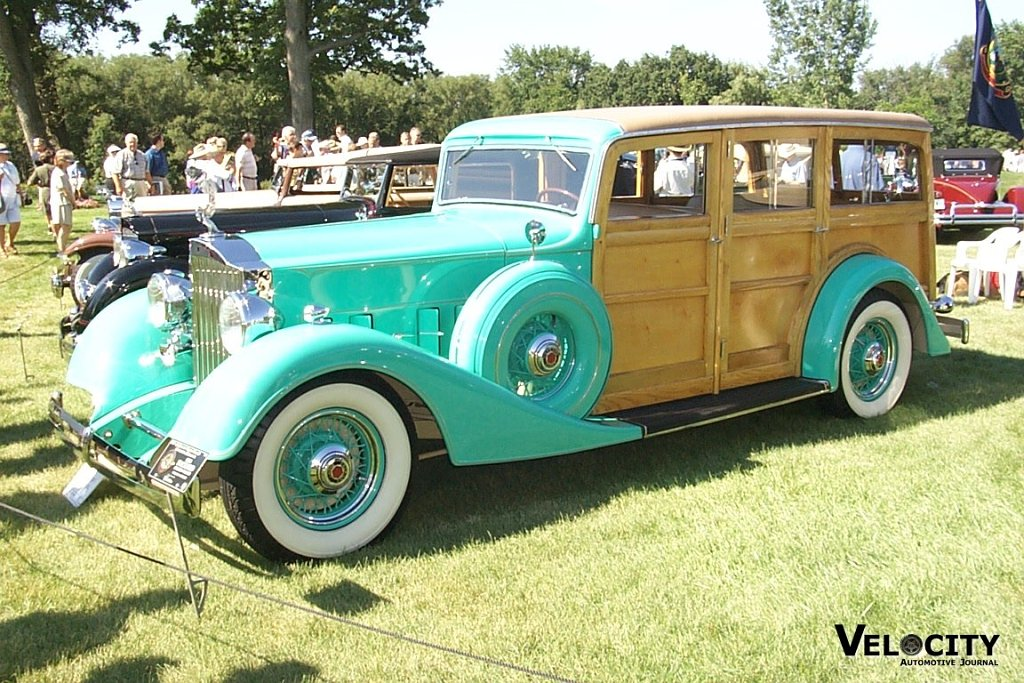 1934 Packard Station Wagon